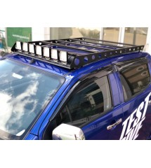 ISUZU D-MAX ROOF BOXES