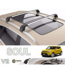 Kia Soul Turtle Roof Bars...