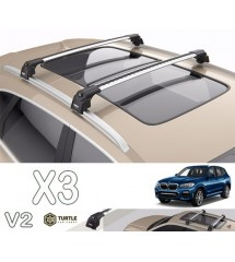 BMW X3 Turtle Roof Bars...