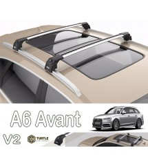 Audi A6 Estate Turtle Roof...