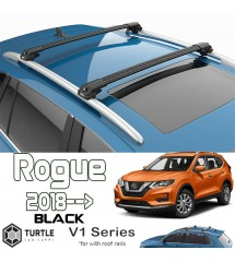 Nissan Rogue Turtle Roof...