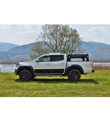 Active Cargo System FORGED Bed Rack for Ford Ranger